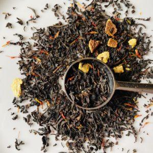 Black Magic-Zwarte thee bloedsinaasappel
