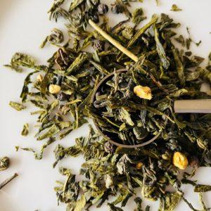 Ginger-Groene gember thee