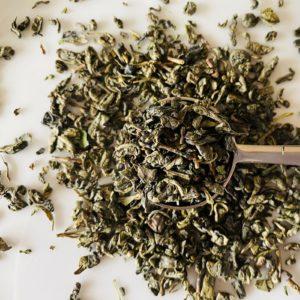 Spearmint-Groene thee pepermunt