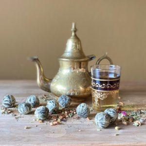 Tea Flower-Groene thee