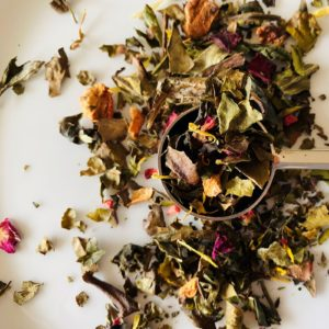 Willy Tonka- Witte thee framboos en tonkaboon